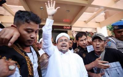 Habib Rizieq Diobok-obok Polisi, Kelemahannya...