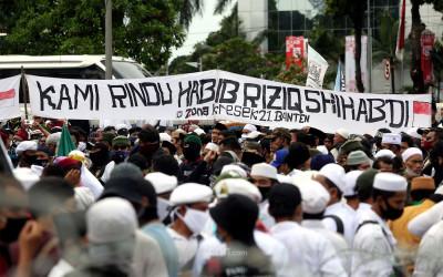 Pesantren Habib Rizieq Dipaksa Tutup, Pemerintah Makin Ngeri