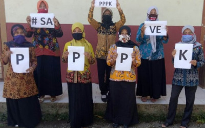 Calon Guru PPPK, Honorer K2 Bakal Diadu Dengan Lulusan PPG