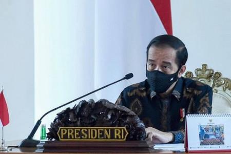 Suara Tegas Jokowi Sangat Mengejutkan: Hati-hati...