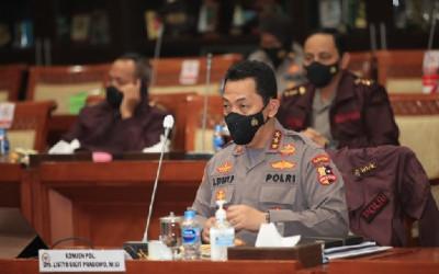 Pernyataan Calon Kapolri Komjen Listyo Bikin Anggotanya Melongo
