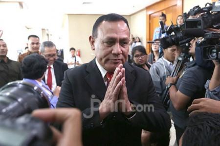 Suara Lantang Eks Ketua KPK: Firli Bahuri Berhenti Atau...
