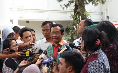 Ahli Hukum Tata Negara Kritis Ditangkap, Mahfud MD Beber Ini