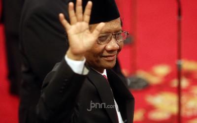 Efek Pernyataan Anak SBY Bikin Mahfud MD dan Moeldoko Terpojok