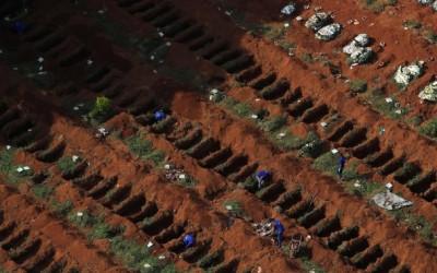 Presiden Brasil Remehkan Virus Corona, Hasilnya Kini Panen Mayat
