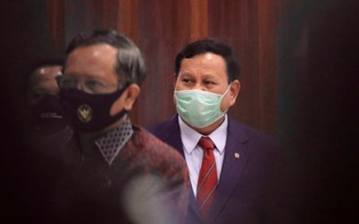 Pakar Hukum Top Bicara Keadilan: Prabowo Harus Taat Kepada Bosnya