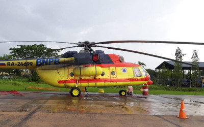 BNPB Kerahkan 6 Helikopter untuk Penanganan Bencana NTT