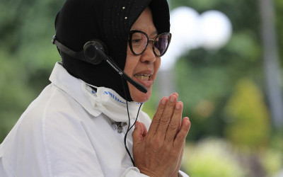 Risma Blusukan di Jakarta, Analisis Pengamat soal Pilgub Ngeri