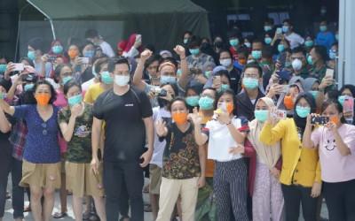 Alhamdulillah... Indonesia Bersih dari Penularan Virus Corona