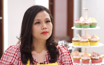 Tak Lelah Merajut Asa, Perjuangan Nindita Membesarkan Dapur Inari