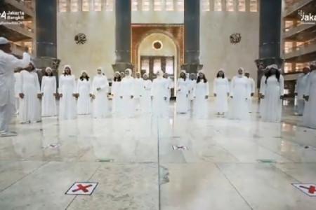 Kaget! Paduan Suara di Dalam Masjid Istiqlal, Habib Assegaf Beber