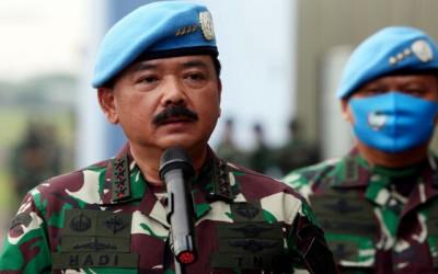 Panglima TNI Masuk Radar Istana, Begini Nasib Moeldoko...