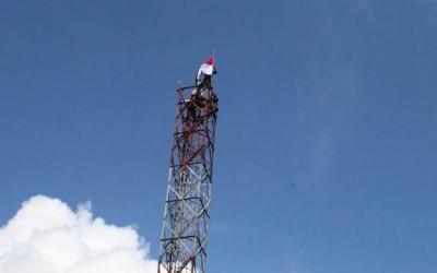 Aksi Heroik Prajurit TNI, Kibarkan Bendera Merah Putih di Asmat
