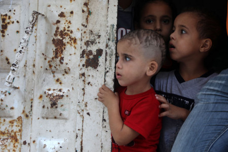Kisah Pilu Anak Palestina dalam Lagu Atuna Tufuli, Menyayat Hati!