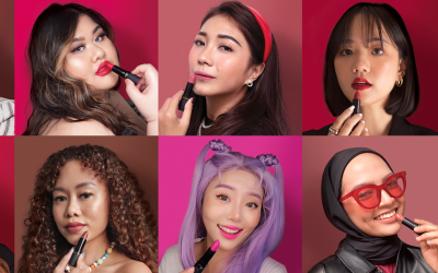 8 Varian Lipstik Revlon Dorong Wanita Makin Percaya Diri