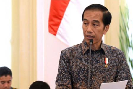 Salat Id di Istana Bogor, Presiden Jokowi Tak Gelar Open House