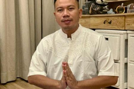 Kaget, Vicky Prasetyo Ungkap Alasan Ingin Nikahi Ayu Azhari