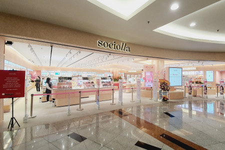 E-Commerce Kecantikan Sociolla Raih Pendanaan 818 Miliar dari US