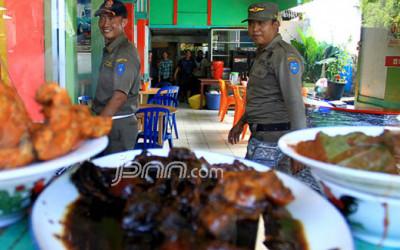 Di Banten, Restoran Buka Siang Kena Denda Rp 50 Juta
