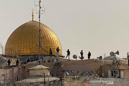 Jokowi Kecam Kekerasan Zionis Israel terhadap Warga Palestina
