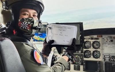 Anak Penjual Jagung Bakar Jadi Pilot Wanita Kebanggaan TNI AD