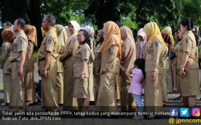 Rekrutmen PPPK Tahap 2 Terancam Gagal, Honorer K2 Bisa Gigit Jari