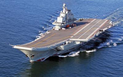 Kapal Perang Raksasa China Bikin Amerika Panas Dingin