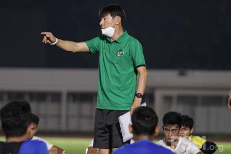 Masuk Skuad Garuda, Saddam Bakal Bayar Kepercayaan Shin Tae-yong
