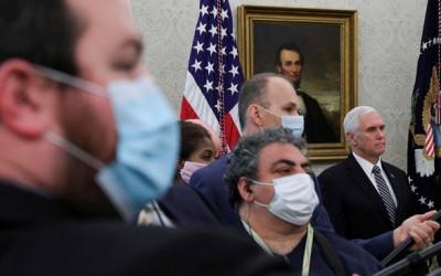 Jenis Baru Virus Corona Lebih Menular, Amerika Serikat Tak Mampu