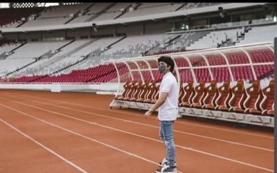 Jelang Hari Pernikahan, Atta Halilintar Survei Stadion GBK