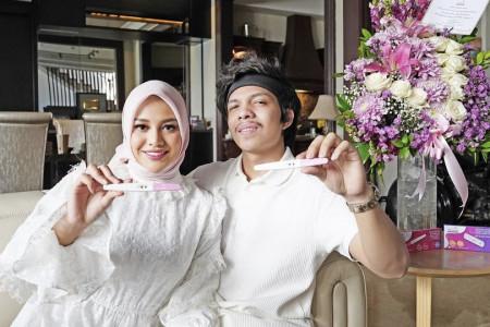 Aurel Hermansyah Positif Hamil, Krisdayanti Panjatkan Doa
