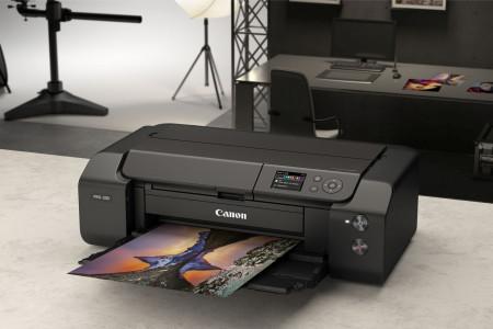 Canon Hadirkan Printer Foto Profesional dengan Tinta 10 Warna
