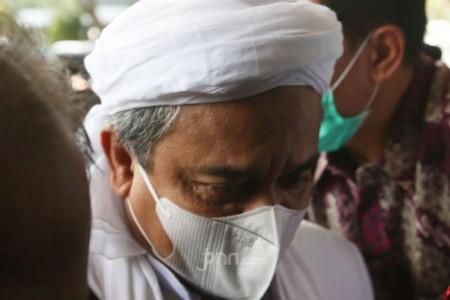 Dukungan dari Habib Rizieq Masih Jadi Rebutan