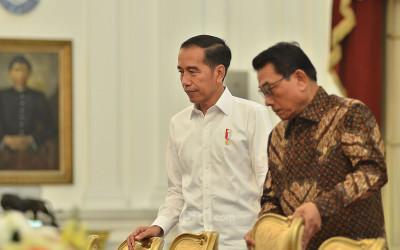 Kubu AHY Merasa Terusik dengan Ulah Moeldoko, Nama Jokowi Disebut