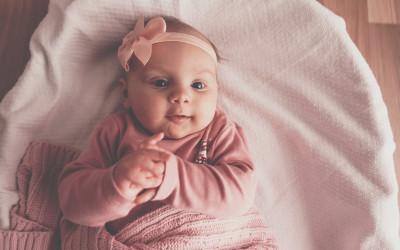 Nama Bayi Perempuan Ini Sangat Unik, Memiliki Makna Keluarga
