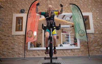 Rekor Dunia! Pria Ini Bersepeda Statis Tanpa Henti Selama 12 Hari