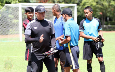 Kabar Duka, Pelatih Kiper Bhayangkara U-20 Tutup Usia
