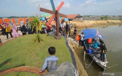Eduwisata Garam Desa Bunder Pamekasan, Ngabuburit Tambah Ilmu