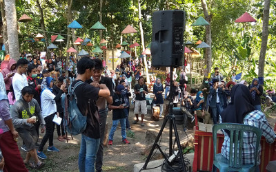 Lagi, Gracia Indri Akan Kunjungi Pasar Pancingan