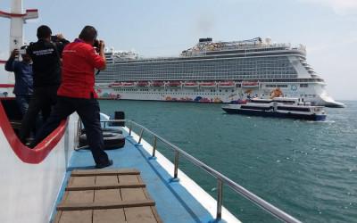 Dream Cruise Datang, Bintan Panen Wisman
