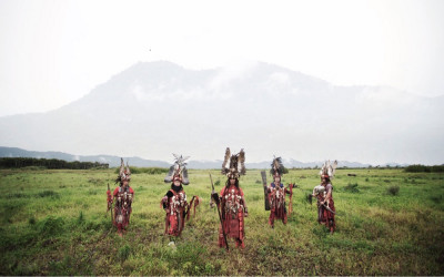 Lima Suku Indonesia dalam Potret