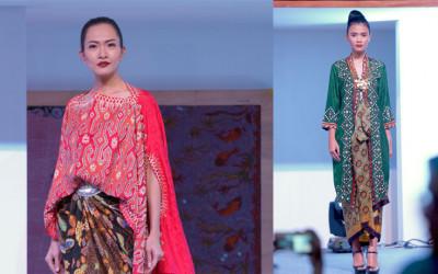 Eloknya Perpaduan Batik Motif 3D Toraja dan Sumba