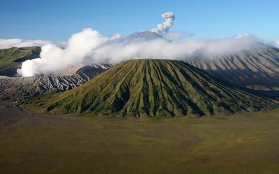 Aktivitas Gunung Bromo Menurun