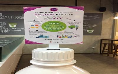 Hari Bumi, Yuk Mulai Daur Ulang Botol Plastik