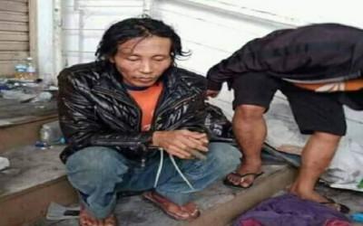 Ada Anjing Pelacak, Pelaku Mutilasi Pasar Besar Malang Ditangkap