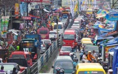Pasar Tumpah Biang Kerok Kemacetan Arus Mudik di Pantura