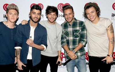 Ultah ke-9, One Direction Jadi Trending Topic Twitter
