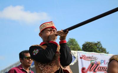 Pemprov Kalteng Tunda Jadwal Festival Budaya Isen Mulang 2019