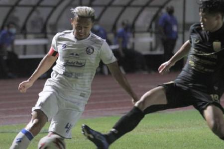 Arema FC Liburkan Tim, Kembali Berlatih Usai Lebaran