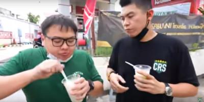 Crazy Rich Surabaya Borong Es Oyen, Ada Pesan Menohok   Genpi.co - Palform No 1 Pariwisata Indonesia